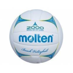 BEACH VOLLEYBALL MOLTEN BV2000-BL