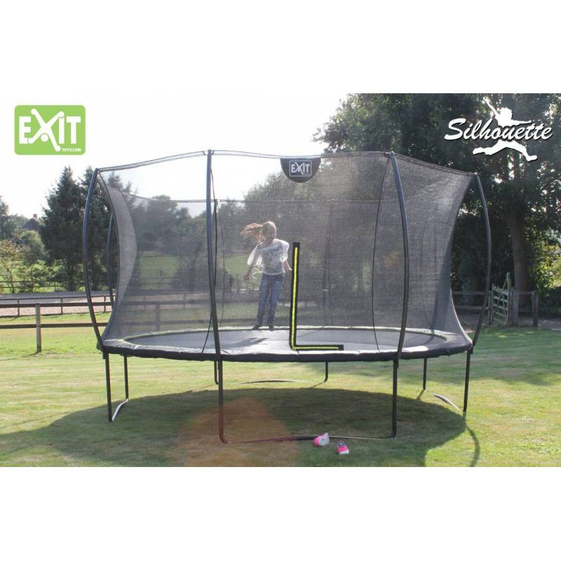 trampoline exit silhouette 305 cm vs sport. Black Bedroom Furniture Sets. Home Design Ideas