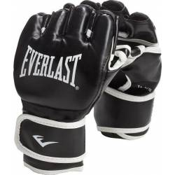 EVERLAST LEATHER TRAINING GRAPPLING GLOVES