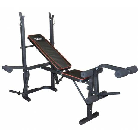 Superieur ... UNIVERSAL WEIGHT BENCH MARBO SPORT MS L101