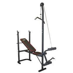 UNIVERSAL WEIGHT BENCH AXERFIT OMEGA
