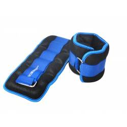 AXERFIT ANKLE OR WRIST WEIGHTS 2 X 0,5/1/2 KG