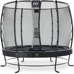 TRAMPOLINE EXIT ELEGANT PREMIUM WITH SAFETY NET DELUXE 253 cm