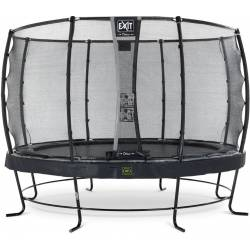 TRAMPOLINE EXIT ELEGANT PREMIUM WITH SAFETY NET ECONOMY 427 cm