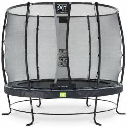 TRAMPOLINE EXIT ELEGANT WITH SAFETY NET DELUXE 253 cm