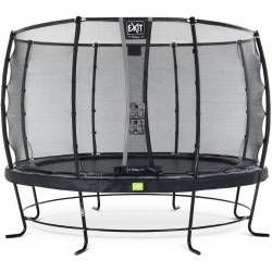 TRAMPOLINE EXIT ELEGANT WITH SAFETY NET DELUXE 427 cm