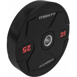 MIGHTY BUMPER PLATE 2 x 25 kg