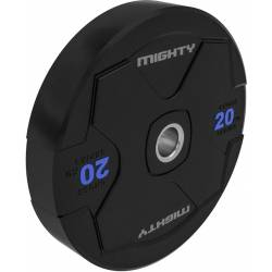 MIGHTY BUMPER PLATE 2 x 20 kg