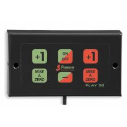 INFRARED REMOTE CONTROL FOR FAVERO PLAY20 SCOREBOARD
