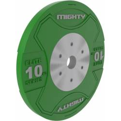 COMPETITION MIGHTY ELITE BUMPER PLATE 2 x 10 kg