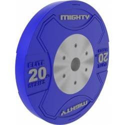 COMPETITION MIGHTY ELITE BUMPER PLATE 2 x 20 kg