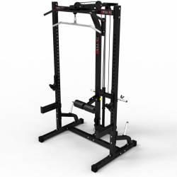 HALF RACK WITH LAT PULLDOWN TRAINER ATX MegaTec®