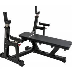 ATX® PRO FUNCTIONAL FLAT BARBELL BENCH