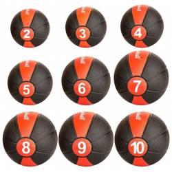 MEDICINE BALLS ATX 2-10 kg