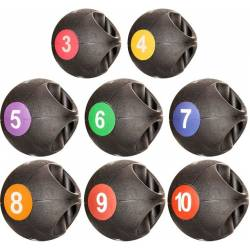 HASTINGS DUAL GRIP MEDICINE BALLS 3-10 kg