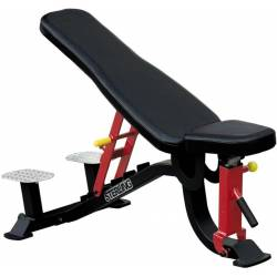 PROFESSIONAL MULTI ADJUSTABLE BENCH IMPULSE SL7011