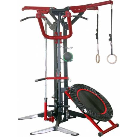 MIGHTY MULTIFUNCTIONAL WORKOUT STATION