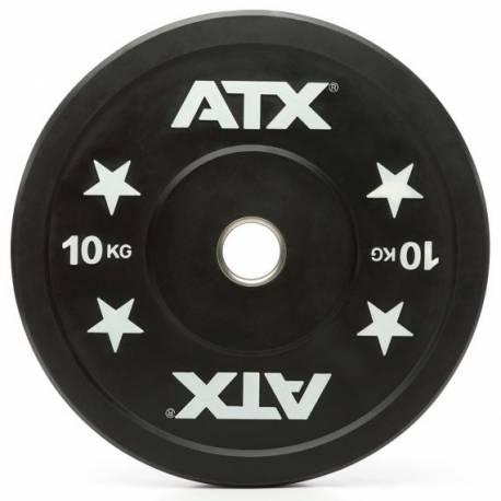 ATX BUMPER PLATES 2 x 10 kg