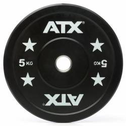 ATX BUMPER PLATES 2 x 5 kg