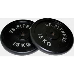 VS-FITNESS PLIENINIAI SVORIAI 20kg