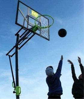 Exit Toys krepšinio stovai
