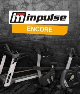 Impulse Encore cardio trainers
