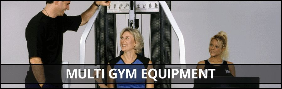 Multi gym equipment