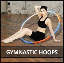 Gymnastic hoops
