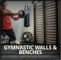Gymnastic walls & benches