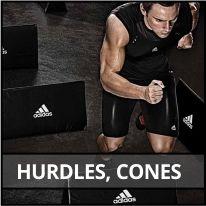 Hurdles, Cones