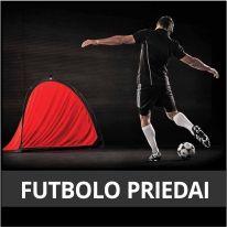 Adidas futbolo priedai