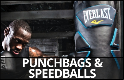 Punchbags & speedballs
