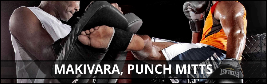 Makivara, punch mitts